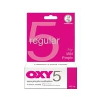 Oxy 5 (10gr) Obat Jerawat Benzoyl Peroxide Acne Treatment