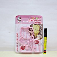 cetakan roti hello kitty HK CDN-1