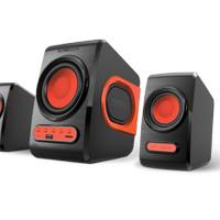 Jual [ LARIS ]   Speaker Sonic Gear Quatro V - speaker   FM Radio USB Murah