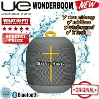 Jual Ultimate ears UE WONDERBOOM Portable Waterproof Bluetooth Speaker Murah