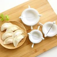 Jual Cetakan dumpling pastel mold alat bantu membuat gyosa pangsit  Murah