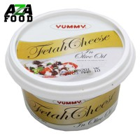 Yummy Fetah Cheese in Olive Oil 200 gr