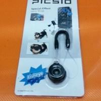 Harga asli jelly lens fish eye black fisheye lens | Pembandingharga.com
