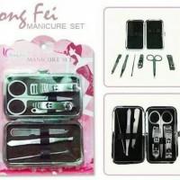 Jual (Paket Perawatan Tangan & Kaki) Manicure Set Yong Fei Murah