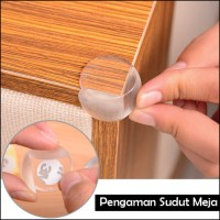 Jual Karet Pengaman Sudut Meja (Corner Of The Table Safety Protection Cap) Murah