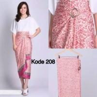 Jual Bawahan Wanita rok lilit batik 044 Murah