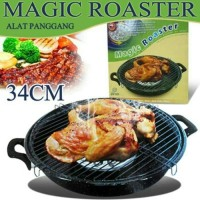 Jual Magic roaster 34 cm panggangan Maspion Murah