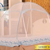 kelambu Javan Bed Canopy - Luxury Summer Queen ukuran 160x200 cm