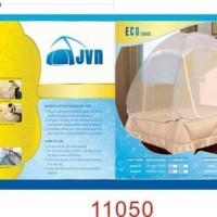Kelambu Jvn Javan Bed Canopy - Eco Series ukuran 120x200cm