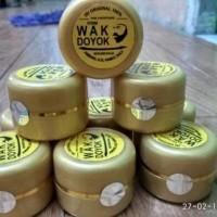 Jual TERLARIS!! TERBUKTI Penumbuh Jambang WAK DOYOK Sample Jar ORI 100% Murah