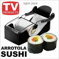 Jual paling Murah #EC009 / Perfect Roll Sushi Maker Alat Penggulung Sushi J Murah