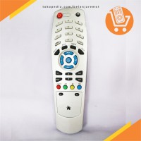 Remote Receiver TV Parabola OrangeTV Orange TV Silver Original Pabrik