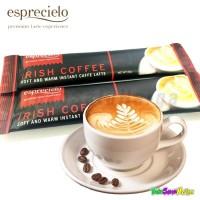 Jual Esprecielo Irish Coffee Latte Sachet Best Kopi Irrish Good Product Murah