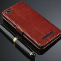 Jual Terlaris!!1 Leather FLIP COVER WALLET Xiaomi Mi Max Mi4 Mi4i Mi4c C Murah
