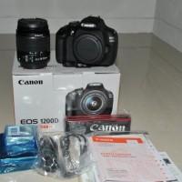 Jual Kamera Canon EOS 1200D KIT EF-S 18-55mm IS STM. Murah