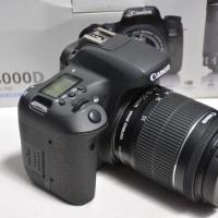 Jual Canon Eos 8000D Kit 18-55mm Is Stm,, Murah