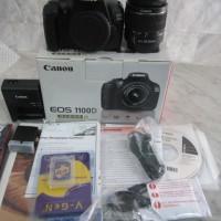 Jual Kamera Canon EOS 1100D KIT EF-S 18-55mm IS STM. Murah