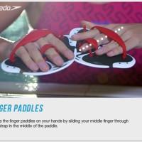 IMPORT ASLI - SPEEDO BIOFUSE FINGER PADDLE