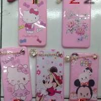 Case Pinky Tail Disney Samsung ( J5 Prime, Pro, 2015), J2, J3, J1 Ace