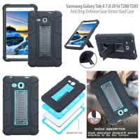 Samsung Galaxy Tab A 7.0 A6 2016 SM-T285Y Armor Case Casing Cover Kuat