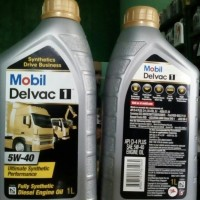 mobil delvac 5w40 extended performance for diesel