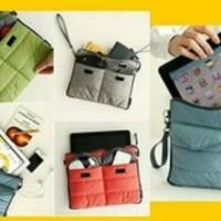 Tas Tablet / Ipad / Laptop Mini, Organizer Bag Atau Tas Serbaguna