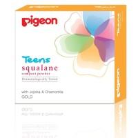 Pigeon Compact Powder Squalene Gold 14Gr - PR080304-Japan