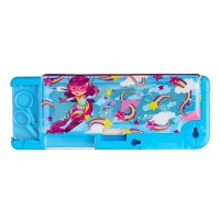 Smiggle Out Of This World Pop Out Pencil Case Blue