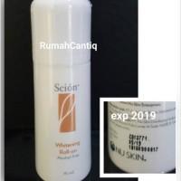 S C I O N Whitening Roll On - Deodorant Pemutih Ketiak ORIGINAL