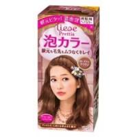 Jual Liese Prettia Bubble Hair Color Rose Tea Brown Murah