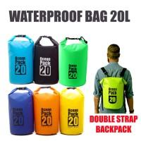 Jual Hotlist hits kekinian Dry Bag 20 Liter - Ocean Pack Ransel Murah