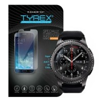 Tyrex Tempered Glass/Anti Gores for Samsung Galaxy Gear S3