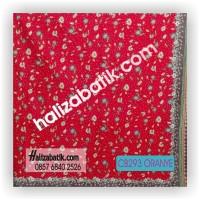 Contoh Batik, Gambar Baju Batik, Macam Motif Batik, CB293 ORANYE