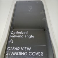 Flip Cover Clear View Cover Standing Samsung Note 8