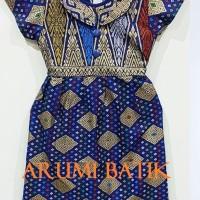 Jual PROMO Dress Batik Anak Ethnic 2094 Murah