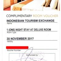 Voucher Hotel 1 night Ultima Horison Makassar