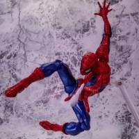 Revoltech Amazing Yamaguchi Spiderman ORI Kaiyodo