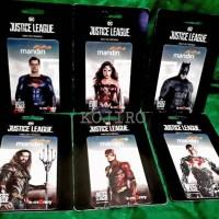 kartu e-money edisi khusus Justice League terbaru Bank Mandiri!!!