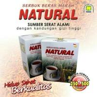 Jual Serbuk Beras Merah (SBMN) 250gr/ Agen Nasa Jakarta 1 Murah