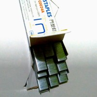 Isi Staples Gun 6mm Isi Staples Angin Staples Tembak