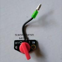 Switch On/off Mesin Bensin Robin Ey15 Ey20 Saklar Robin