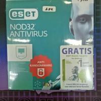 Jual Antivirus Eset 3user - 1year Original Murah