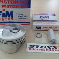 harga Piston Set 59 Mm Pen 13 Jupiter Z 110 Vega R Fim Izumi Seher Pin Tokopedia.com