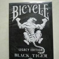 bicycle black tiger legacy edition + bonus deck