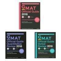 Paket Murah 3 Buku GMAT Official Guide 2018