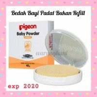 Pigeon Bedak Bayi Padat Baby Powder Compact