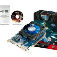 VGA CARD ATI RADEON HIS R7 240 2GB DDR3 128BIT