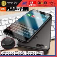 Case Xiaomi Mi A1 / Mi 5X Casing Softcase Slim Matte Silicon hp Covers