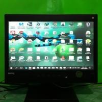 LCD Monitor Komputer Benq 15inch wide T51wa