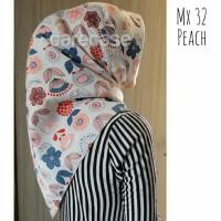 MURAH !!! Kerudung Hijab Jilbab Scarf Maxmara Mx 32